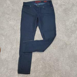 Banana Republic limited edition dark skinny jeans